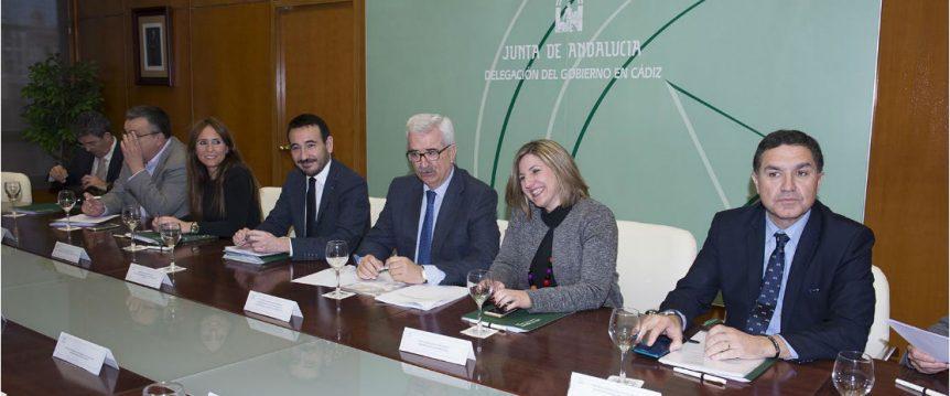 La Diputación se incorpora a la Comisión de Participación de la ITI
