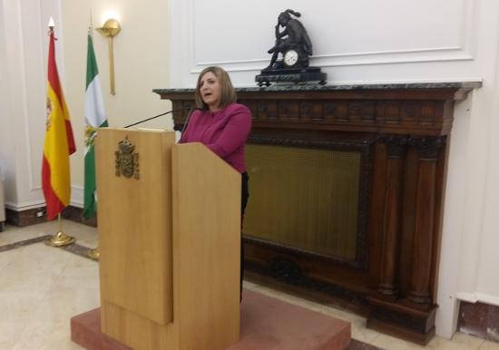 Intervención de Irene García tras reunión de la ITI