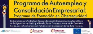 Programas de formación en ciberseguridad @ Cámara de Comercio de Jerez