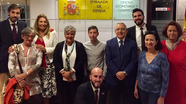 Empresarios gaditanos en misión comercial en Colombia y Panamá