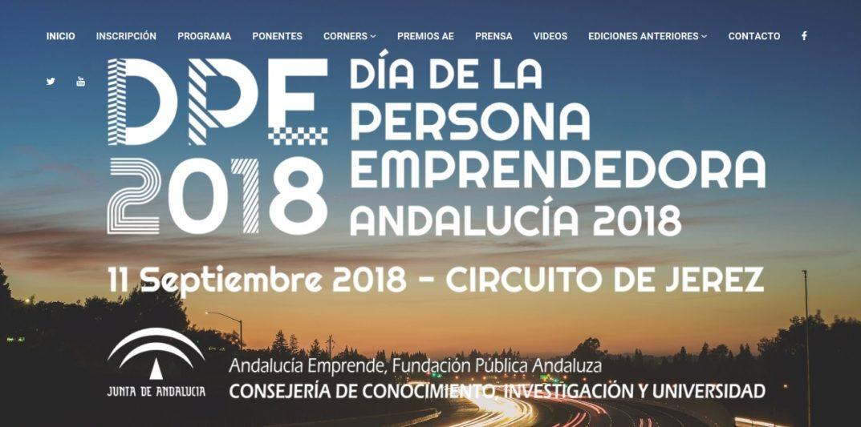 Día de la Persona Emprendedora de Andalucía 2018