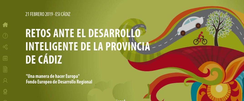 Retos ante el Desarrollo Inteligente de la Provincia de Cádiz