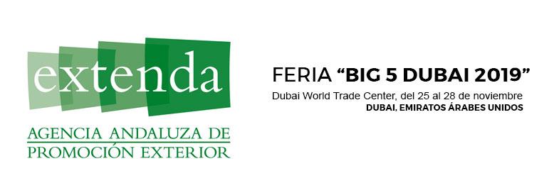 """Feria """"Dubai Big 5 2019"""""""