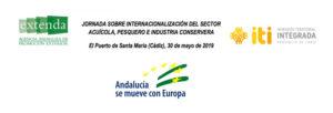 """Jornada """"INTERNACIONALIZACIÓN DEL SECTOR ACUÍCOLA, PESQUERO E INDUSTRIA CONSERVERA"""" @ Centro Tecnológico de la Acuicultura, CETAQUA"""