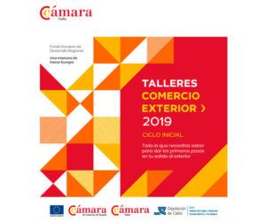 """Taller Gratuito 3: """"Fuentes de información para la toma de decisiones de internacionalización"""" @ Cámara de Comercio de Cádiz."""