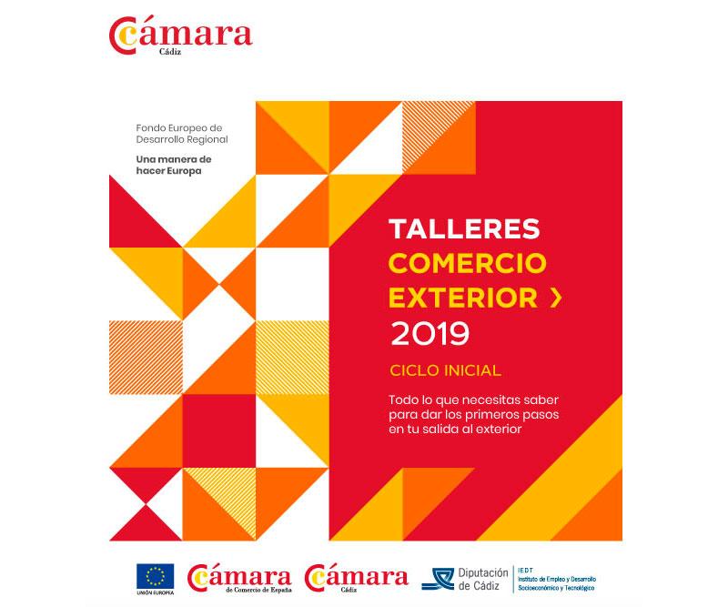Talleres Comercio Exterior 2019 - Ciclo Inicial