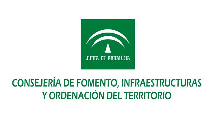 Consejería de Fomento, Infraestructuras y Ordenación del Territorio. Junta de Andalucía.