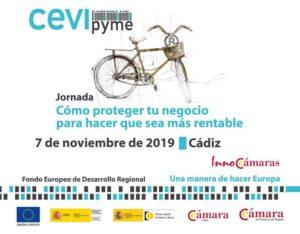 """Jornada """"Cómo proteger tu negocio para hacer que sea más rentable"""" @ Cámara de Comercio de Cádiz"""