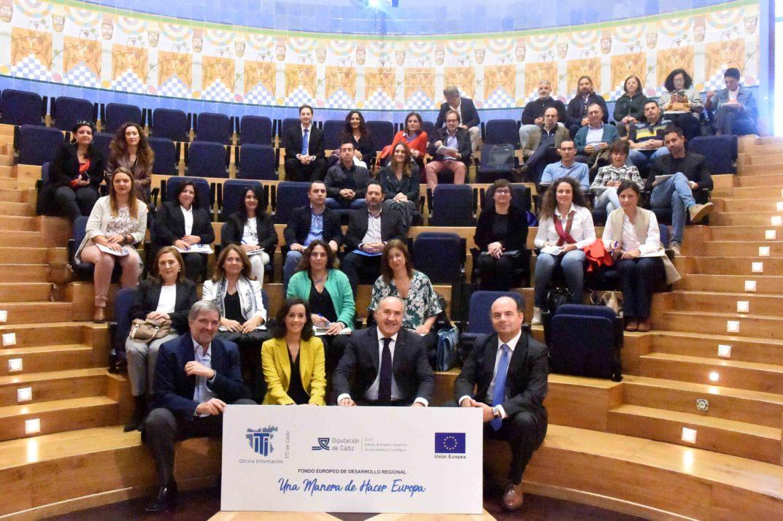 Jornadas de Capacitación Técnica sobre Estrategias EDUSI en Algeciras