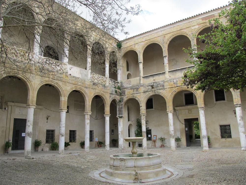 Palacio de los Ribera, Bornos