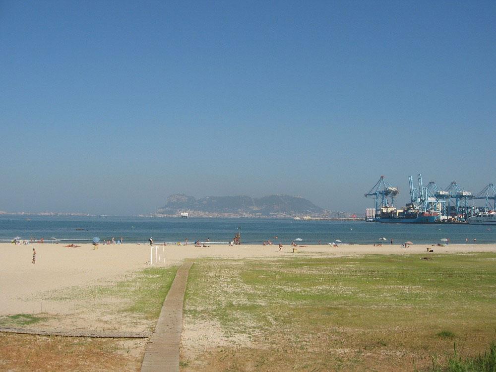 Playa de la Concha, Gibraltar