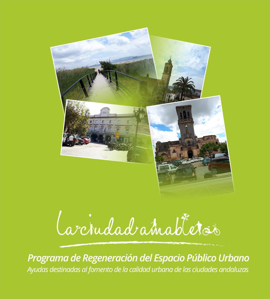 Siete millones y medio para la segunda convocatoria de Ciudad Amable - ITI de Cádiz