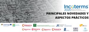 Taller sobre INCOTERMS 2020: Principales novedades y aspectos prácticos @ Cámara de Comercio de Jerez
