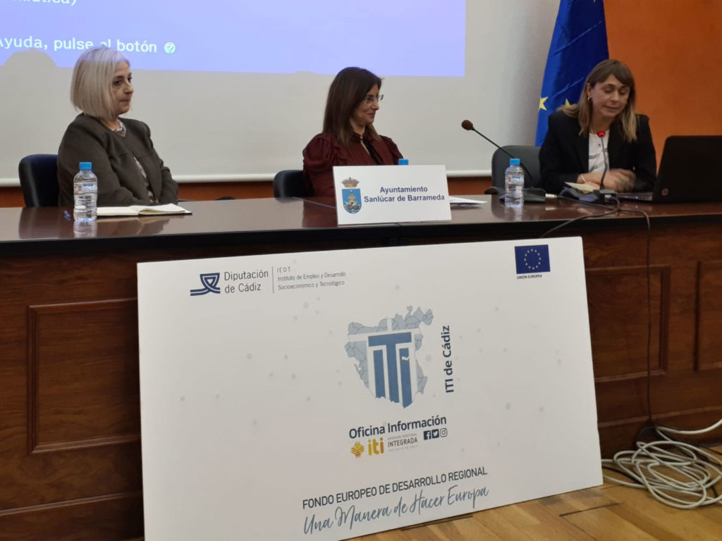 Laura Hagemann, Policy Officer de la Unidad para el Crecimiento Inclusivo, Urbano y Desarrollo Territorial de la Dirección General para la Política Regional y Urbana de la Comisión Europea