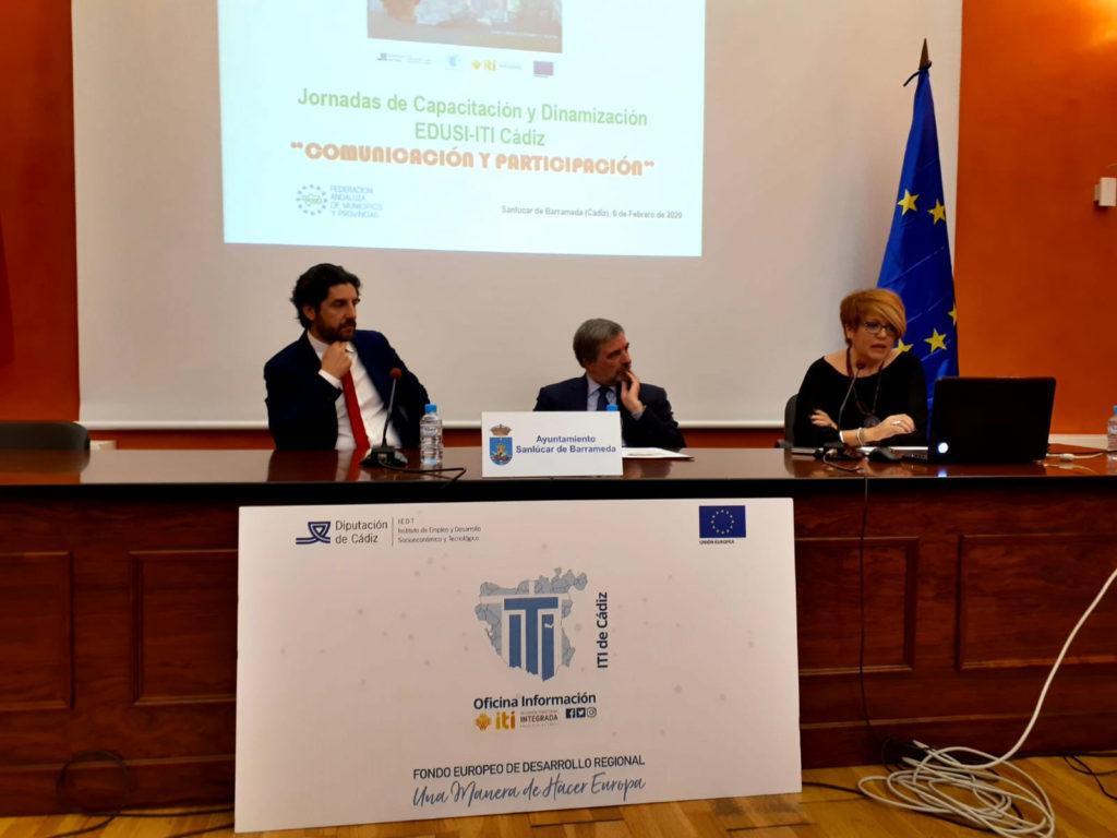 Intervención de la Secretaria General de la Federación de Municipios y Provincias, Teresa Muela Tudela