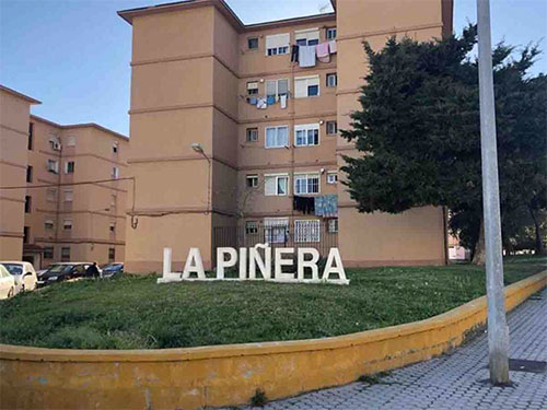 Barriada La Piñera, Algeciras.
