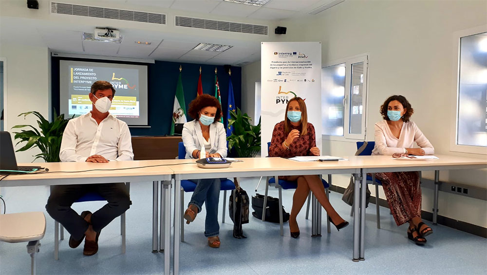 Entidades participantes Jornada de lanzamiento INTERPYME