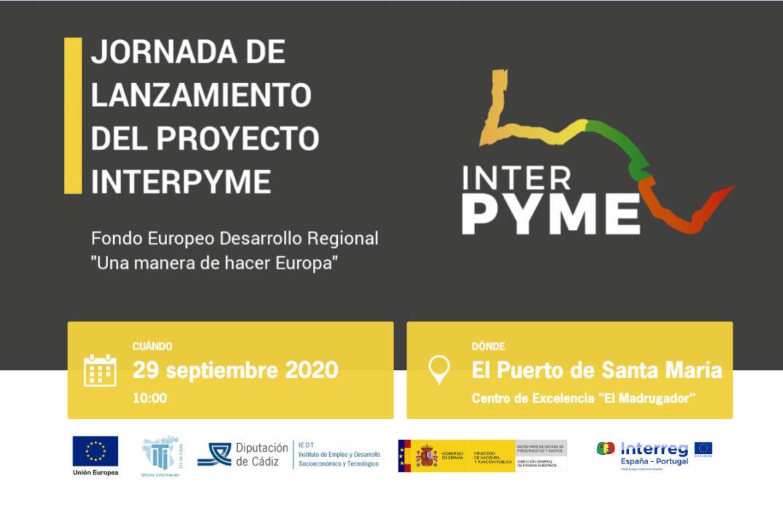 Jornada de lanzamiento Proyecto INTERPYME