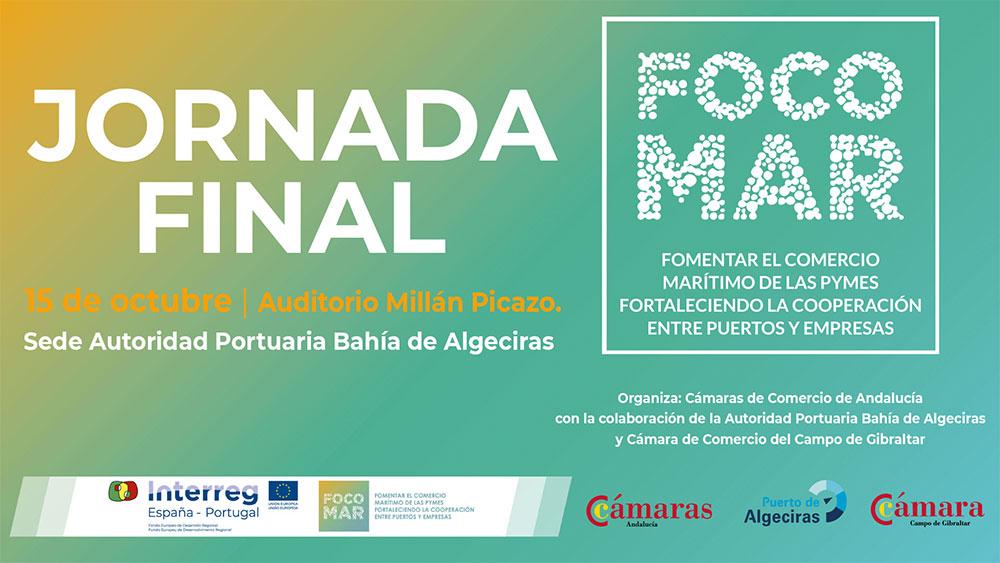 Jornada de clausura Proyecto FOCOMAR