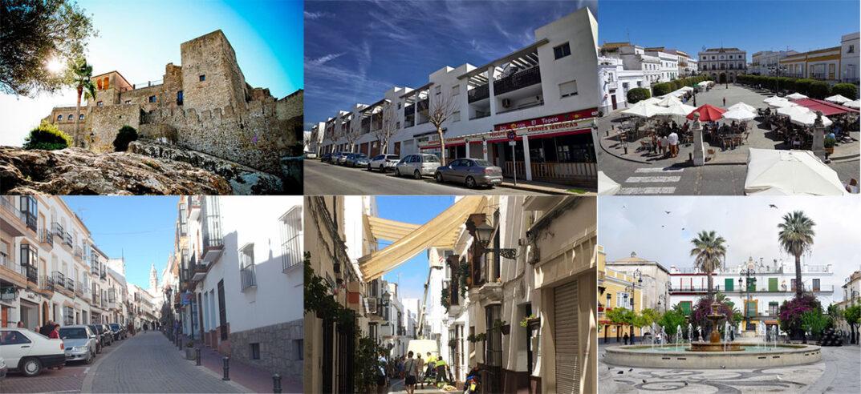 Financiación para recuperación de espacios urbanos en 6 nuevos municipios de la Provincia de Cádiz