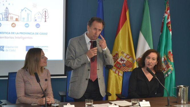 Sale a licitación el suministro para el desarrollo de la iniciativa Sistema de Inteligencia Turística de la Diputación de Cádiz