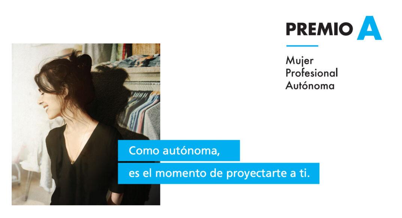 Convocado el Premio A Mujer Profesional Autónoma de CaixaBank