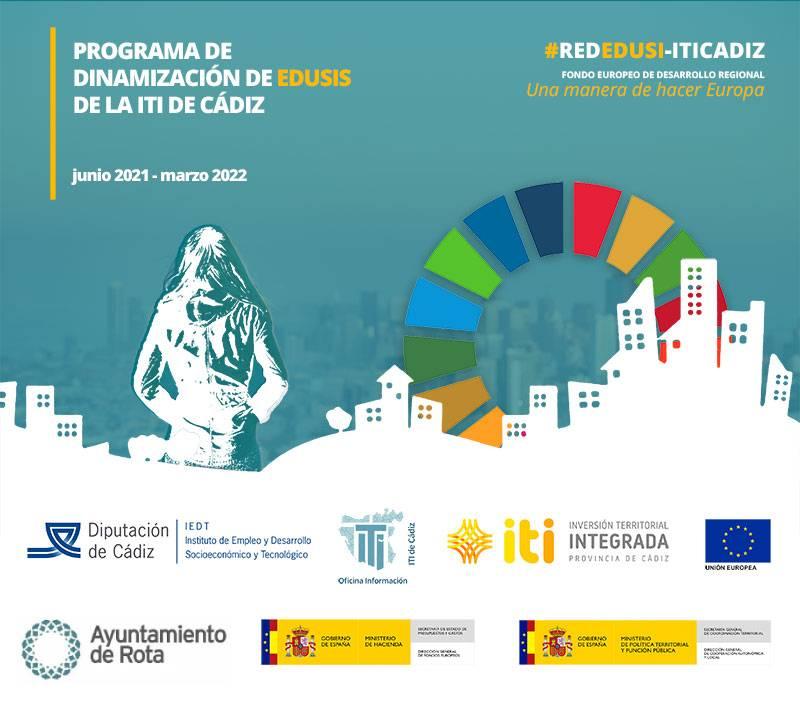 Segundo Encuentro Programa de Dinamización Red EDUSIs Provincia de Cádiz