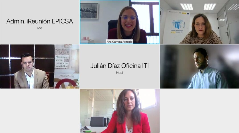 La Oficina ITI de Cádiz clausura el ciclo de Jornadas dedicada a la línea de Incentivos Regionales
