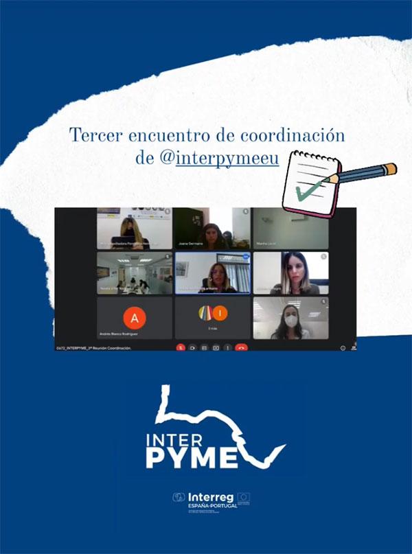Reunión de socios III Workshop Proyecto INTERPYME