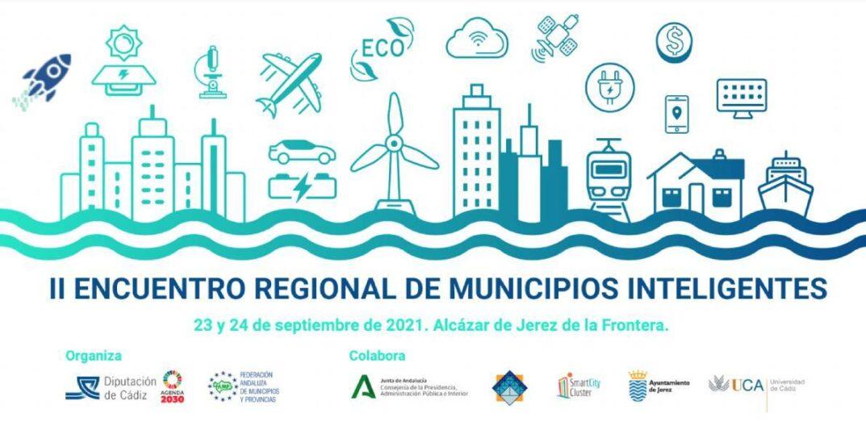 Entidades organizadoras y colaboradoras II Encuentro Regional de Municipios Inteligentes