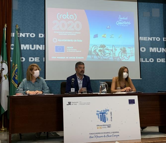 Segundo Encuentro de la Red de EDUSIs de la Provincia de Cádiz (Rota)